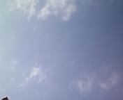 快晴 in the sky