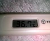 熱はひいたが