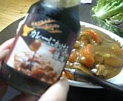 カレーにかける醤油